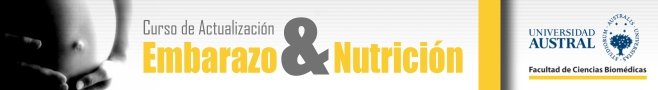 Curso de Actualización sobre Embarazo y Nutrición