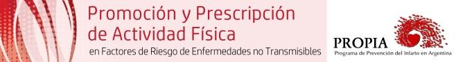 Curso Promoción y Prescripción de Actividad Física