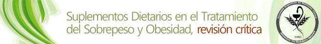 Curso de Posgrado Suplementos Dietarios en Obesidad