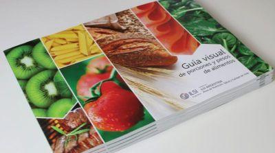 Guía Visual de Porciones y Pesos de Alimentos
