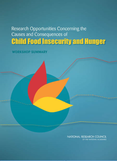 Research Opportunities Concerning the Causes and Consequences of Child Food Insecurity and Hunger