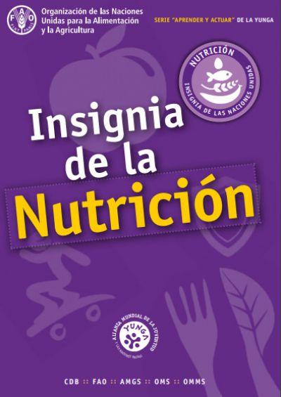 Insignia de la Nutrición