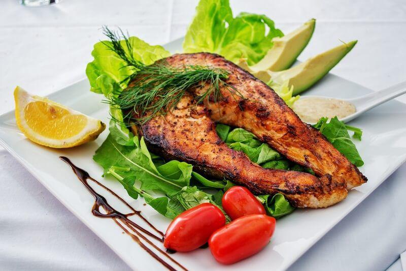 El pescado, el marisco y la verdura podrían reducir el riesgo cardíaco