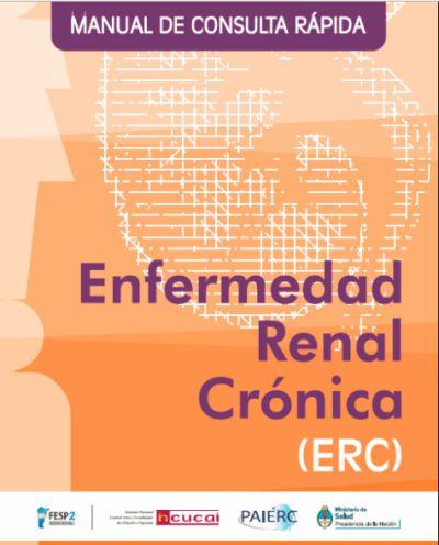 Manual de consulta rápida sobre la Enfermedad Renal Crónica