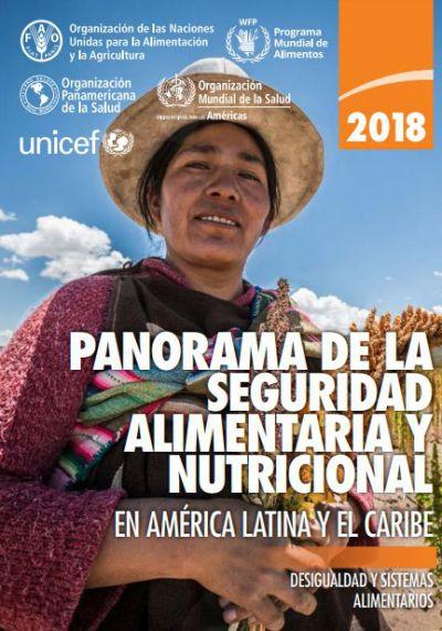 Panorama de la Seguridad Alimentaria y Nutricional en América Latina y el Caribe