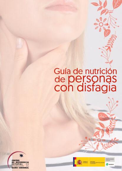 Guía de nutrición de personas con disfagia