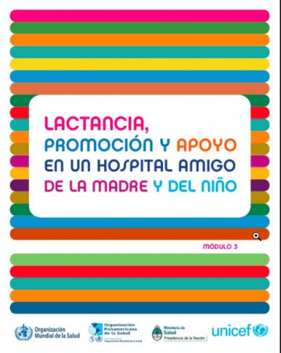 Lactancia, promoción y apoyo en un hospital amigo de la madre y el niño