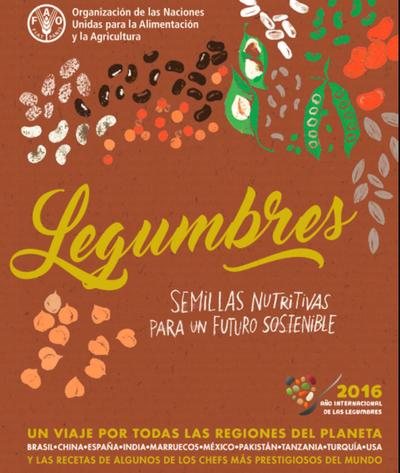 Legumbres: Semillas nutritivas para un futuro sostenible