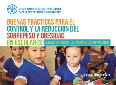 Buenas prácticas para el control y la reducción del sobrepeso y obesidad en escolares: casos en escuelas primarias de México