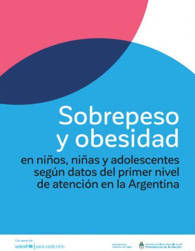 Sobrepeso y obesidad en niños, niñas y adolescentes según datos del primer nivel de atención en la Argentina