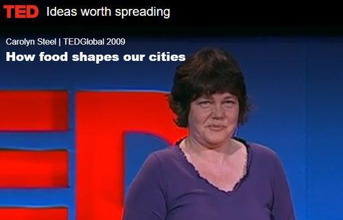 Cómo la alimentación determina el diseño de las ciudades