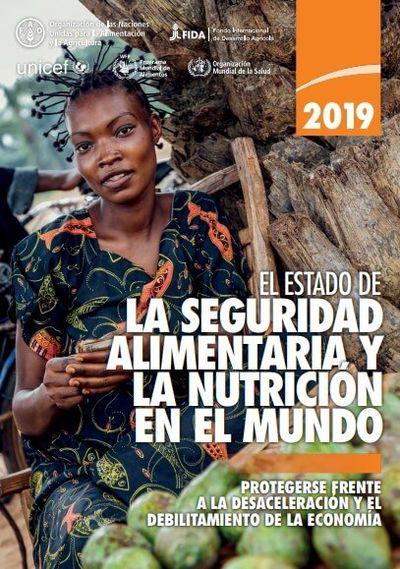 El estado de la seguridad alimentaria y la nutrición en el mundo 2019