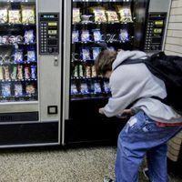 Mejorar la oferta alimentaria de las máquinas expendedoras podría ayudar a prevenir la obesidad