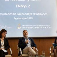 Argentina: se conocen los resultados de la Encuesta Nacional de Nutrición y Salud