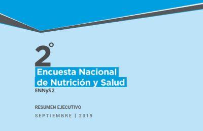 2° Encuesta Nacional de Nutrición y Salud - Resumen Ejecutivo