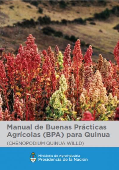 Manual de Buenas Practicas Agrícolas para Quinoa