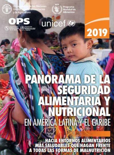 Panorama de la seguridad alimentaria y nutrición en América Latina y el Caribe 2019
