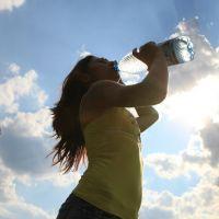 Ingesta de agua y su relación con la composición corporal