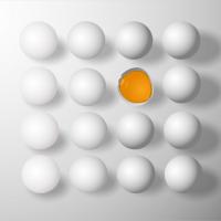 """La Asociación Americana del Corazón encontraría """"razonable"""" comer un huevo diario en personas sanas"""