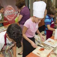 Los programas de cocina en televisión podrían ayudar a que los niños coman sano