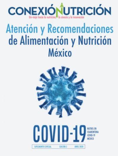Atención y Recomendaciones en Alimentación y Nutrición en COVID-19 - México