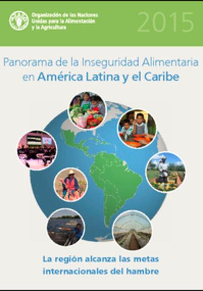 Panorama de la inseguridad alimentaria en América Latina y el Caribe