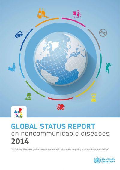 Informe mundial sobre la situación de las enfermedades no transmisibles 2014