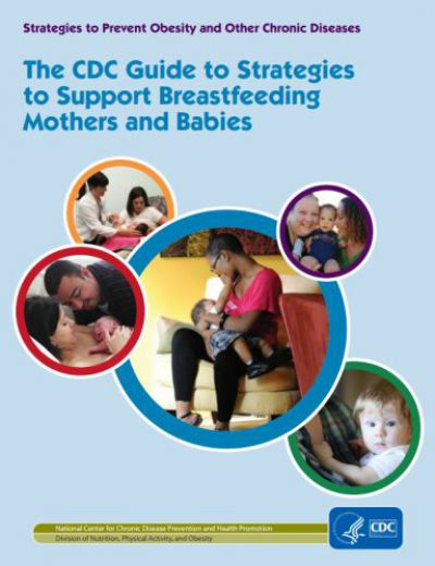 The CDC Guide to Strategies to Support Breastfeeding Mothers and Babies