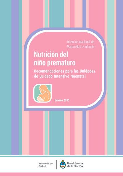 Nutrición del Niño Prematuro