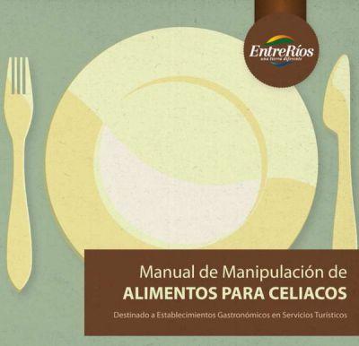 Manual de Manipulación de Alimentos para Celíacos