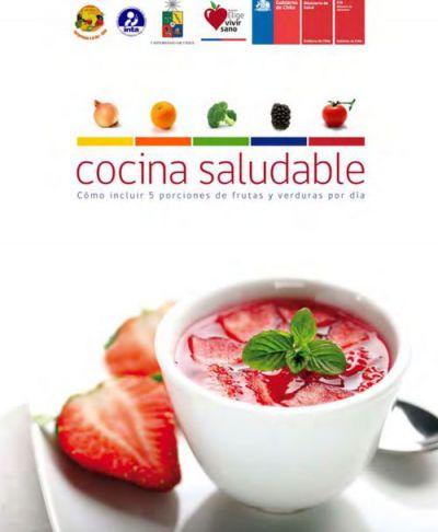 Libro de Cocina Saludable