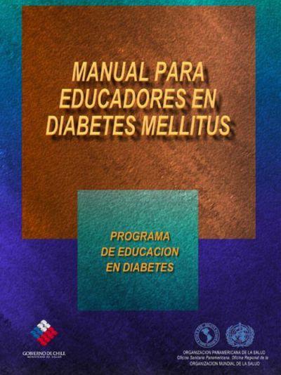 Manual para Educadores en Diabetes Mellitus