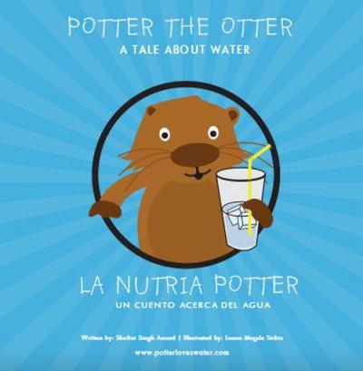 La nutria Potter. Un cuento acerca del agua