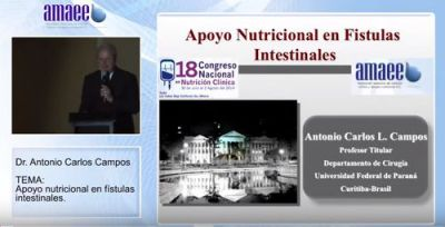 Apoyo nutricional en fístulas intestinales