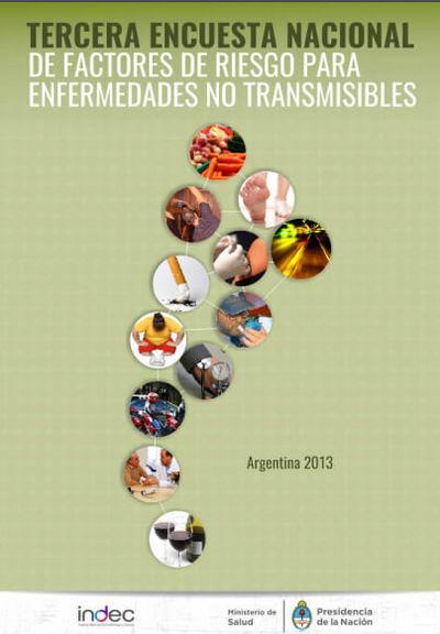 Tercera Encuesta Nacional de Factores de Riesgo para Enfermedades No Transmisibles