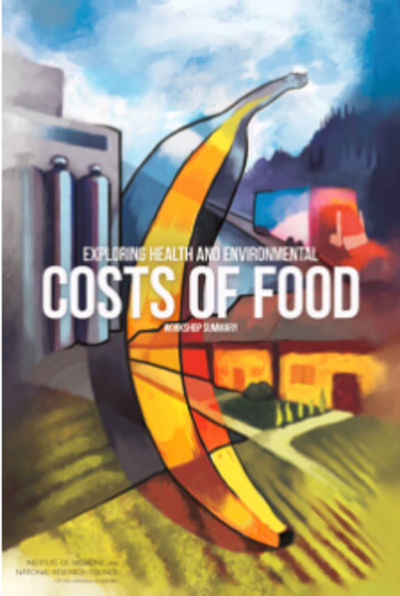 Exploring Health and Environmental Costs of Food