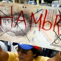 La «dieta Maduro»: el 67 por ciento de los venezolanos ha perdido 11 kilos el último año
