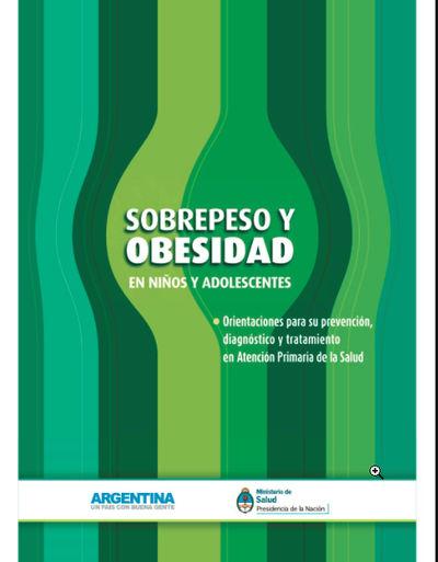 Sobrepeso y Obesidad en niños y Adolescentes