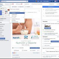 Para continuar viendo nuestros posts de Facebook (anuncios de becas, sorteos, cursos)...