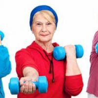 Sí, la pérdida de masa muscular por el envejecimiento se puede revertir