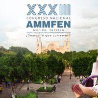 Becas para el XXXIII CONGRESO NACIONAL DE AMMFEN