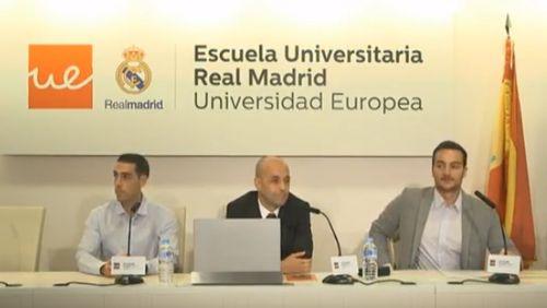 Emisión en directo de Simposio Internacional en Entrenamiento y Nutrición deportiva