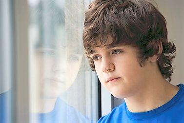La depresión y la obesidad en la infancia: producto del mismo mecanismo cerebral