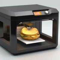 ¿Puede la comida impresa en 3-D cambiar la forma en que comemos?