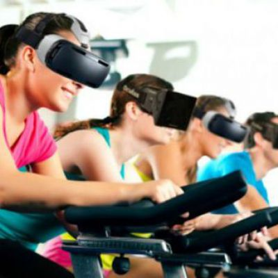 El deporte virtual ya quema calorías